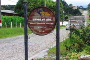 CAMINHO DO VINHO