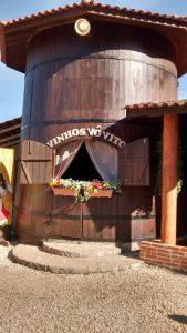 VINHOS VO VITO - CAMINHO DO VINHO CURITIBA